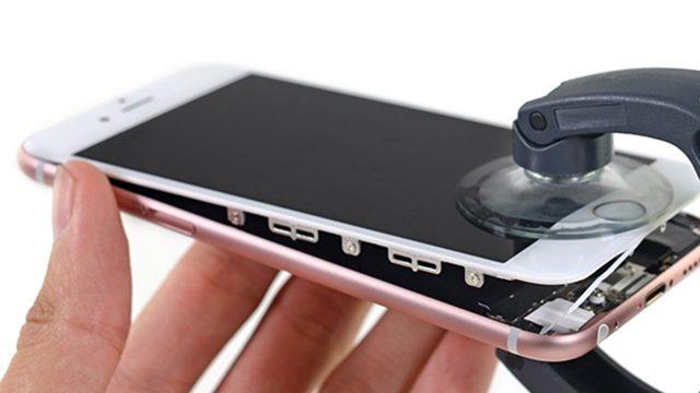 hur mycket kostar det att laga en iphone 6